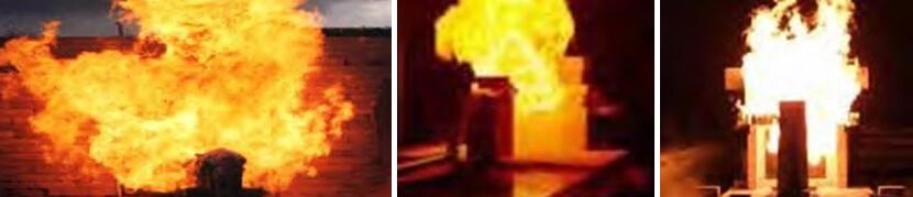 yangın testleri